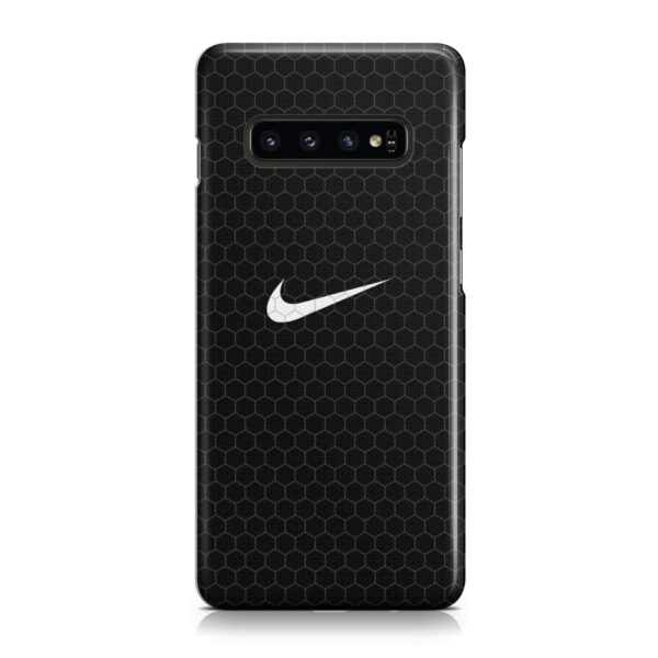 Nike Carbon Fiber for Nice Samsung Galaxy S10 Case