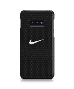 Nike Carbon Fiber for Nice Samsung Galaxy S10e Case Cover