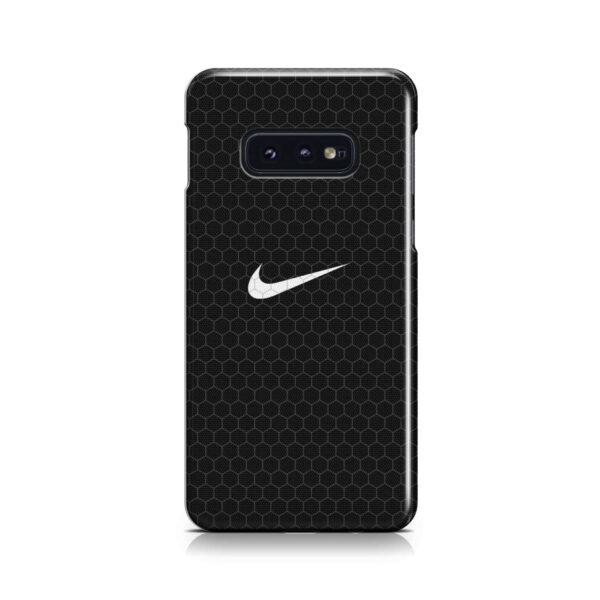 Nike Carbon Fiber for Nice Samsung Galaxy S10e Case Cover