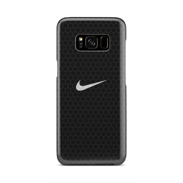 Nike Carbon Fiber for Nice Samsung Galaxy S8 Case