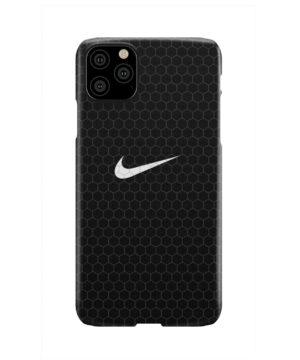 Nike Carbon Fiber for Premium iPhone 11 Pro Max Case Cover