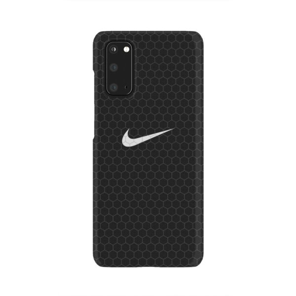 Nike Carbon Fiber for Stylish Samsung Galaxy S20 Case