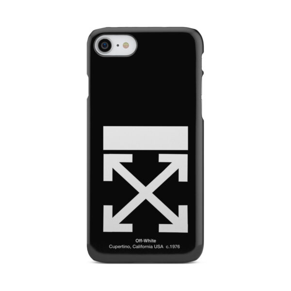 Off White Logo for Beautiful iPhone 8 Case Cover