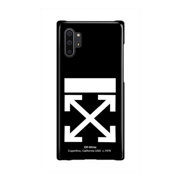 Off White Logo for Best Samsung Galaxy Note 10 Plus Case Cover