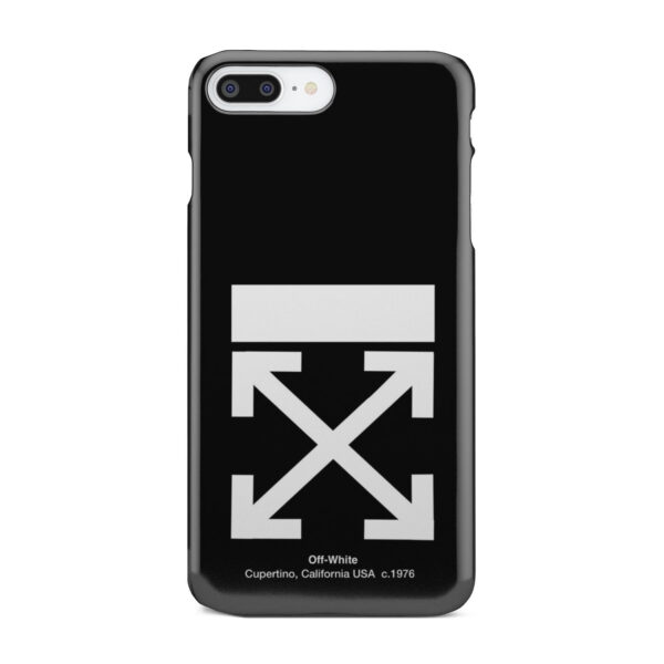 Off White Logo for Newest iPhone 8 Plus Case