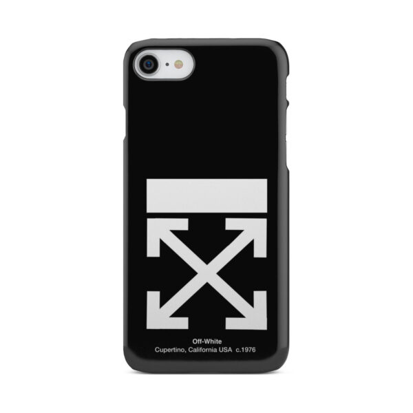 Off White Logo for Simple iPhone 7 Case