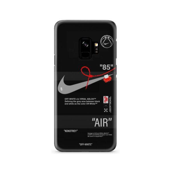 Off White Nike Air Jordan for Cute Samsung Galaxy S9 Case Cover