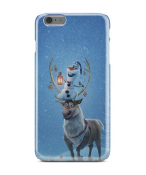 Olaf's Frozen Adventure for Amazing iPhone 6 Plus Case
