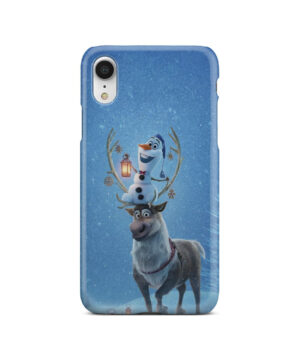 Olaf's Frozen Adventure for Amazing iPhone XR Case