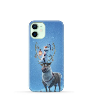 Olaf's Frozen Adventure for Beautiful iPhone 12 Mini Case