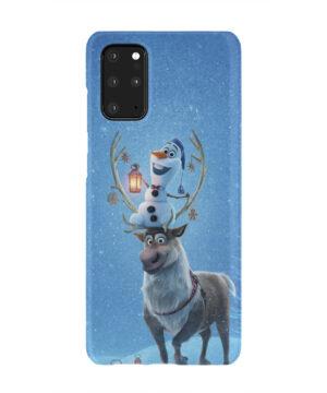 Olaf's Frozen Adventure for Best Samsung Galaxy S20 Plus Case