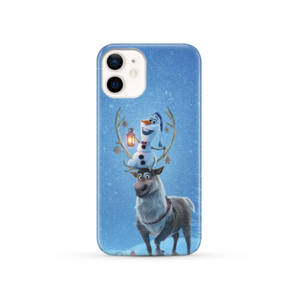 Olaf's Frozen Adventure for Cool iPhone 12 Case