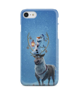 Olaf's Frozen Adventure for Cool iPhone 7 Case