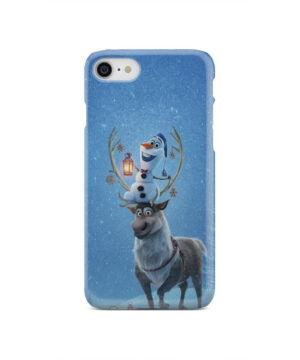 Olaf's Frozen Adventure for Cool iPhone SE 2020 Case Cover