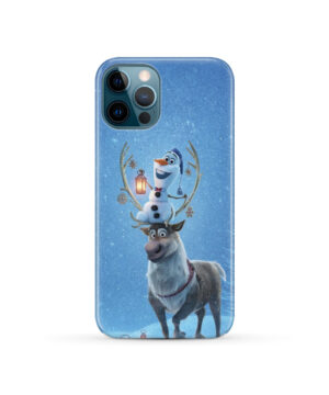 Olaf's Frozen Adventure for Nice iPhone 12 Pro Case