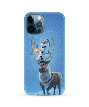 Olaf's Frozen Adventure for Nice iPhone 12 Pro Max Case