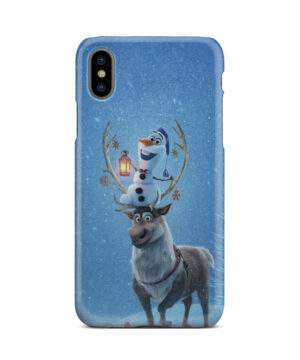 Olaf's Frozen Adventure for Nice iPhone X / XS Case