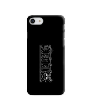 One Piece Logo Anime for Amazing iPhone 8 Case