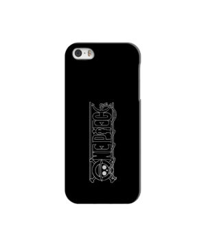 One Piece Logo Anime for Customized iPhone 5 Case Cover