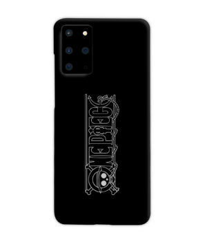 One Piece Logo Anime for Cute Samsung Galaxy S20 Plus Case