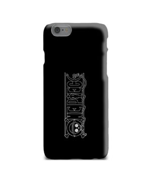 One Piece Logo Anime for Premium iPhone 6 Case Cover