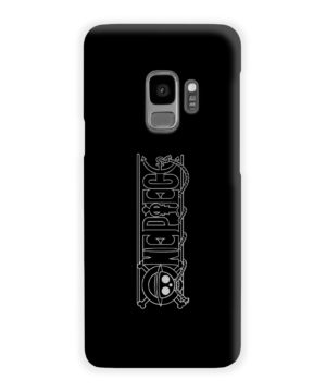 One Piece Logo Anime for Premium Samsung Galaxy S9 Case Cover