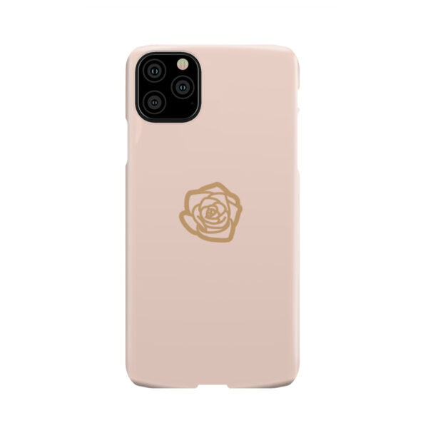 Pink Sand Gold Rose for Cute iPhone 11 Pro Max Case Cover