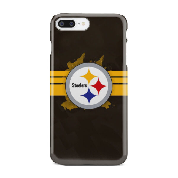 Pittsburgh Steelers Logo for Beautiful iPhone 7 Plus Case Cover
