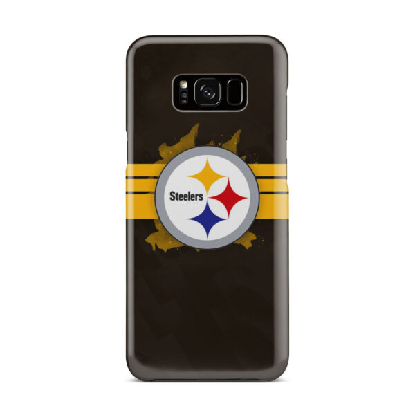 Pittsburgh Steelers Logo for Best Samsung Galaxy S8 Case Cover