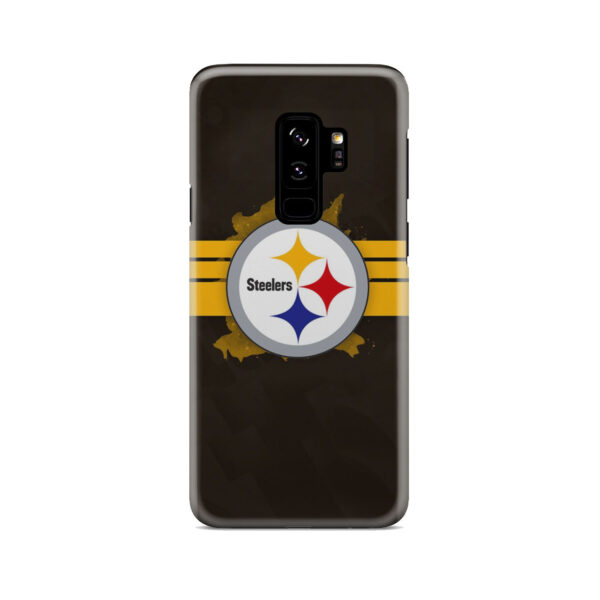 Pittsburgh Steelers Logo for Customized Samsung Galaxy S9 Case