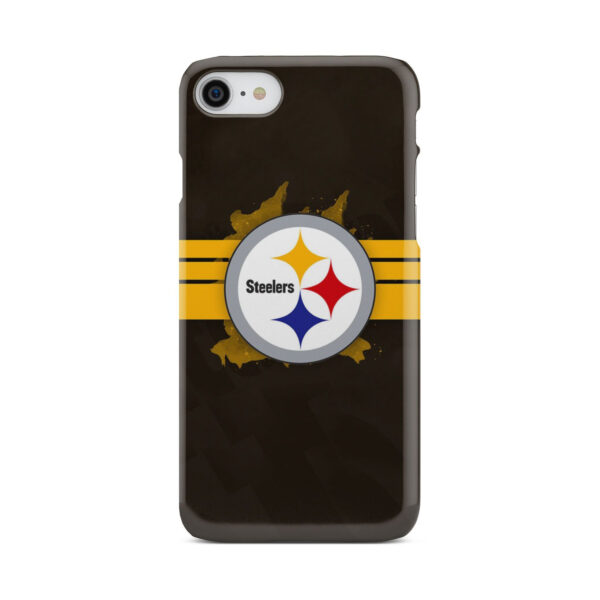 Pittsburgh Steelers Logo for Personalised iPhone 7 Case