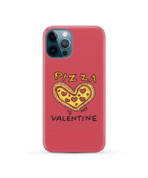 Pizza is My Valentine for Cool iPhone 12 Pro Case