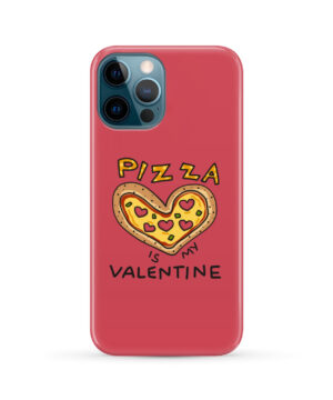 Pizza is My Valentine for Cool iPhone 12 Pro Max Case Cover