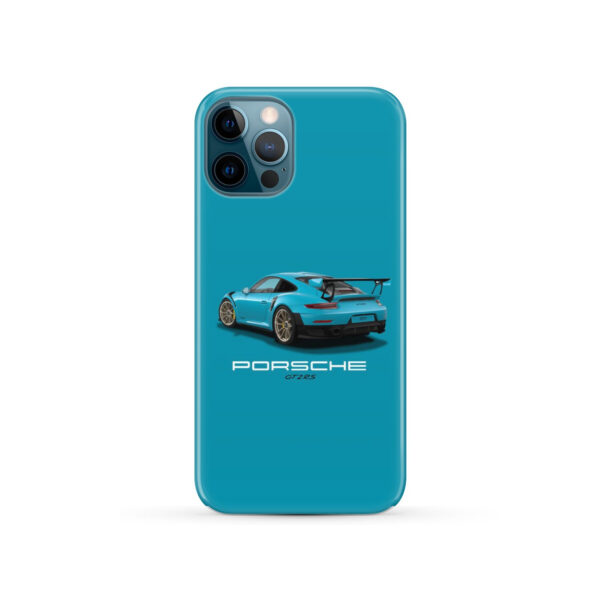 Porsche GT2 RS for Custom iPhone 12 Pro Case Cover