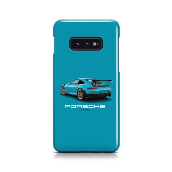 Porsche GT2 RS for Customized Samsung Galaxy S10e Case Cover
