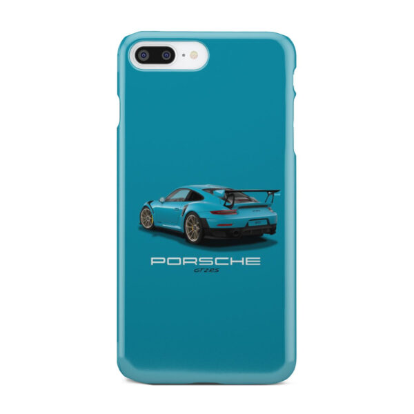 Porsche GT2 RS for Personalised iPhone 7 Plus Case
