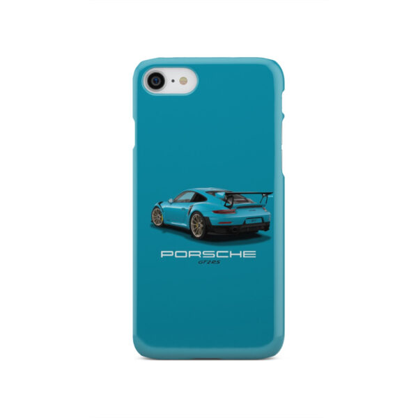 Porsche GT2 RS for Personalised iPhone SE 2020 Case Cover
