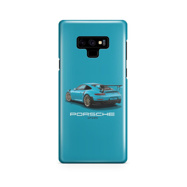 Porsche GT2 RS for Personalised Samsung Galaxy Note 9 Case Cover