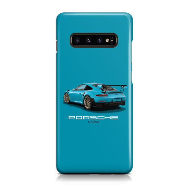 Porsche GT2 RS for Personalised Samsung Galaxy S10 Plus Case