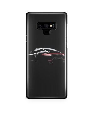 Porsche Panamera Black Edition for Beautiful Samsung Galaxy Note 9 Case