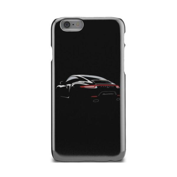 Porsche Panamera Black Edition for Best iPhone 6 Case Cover