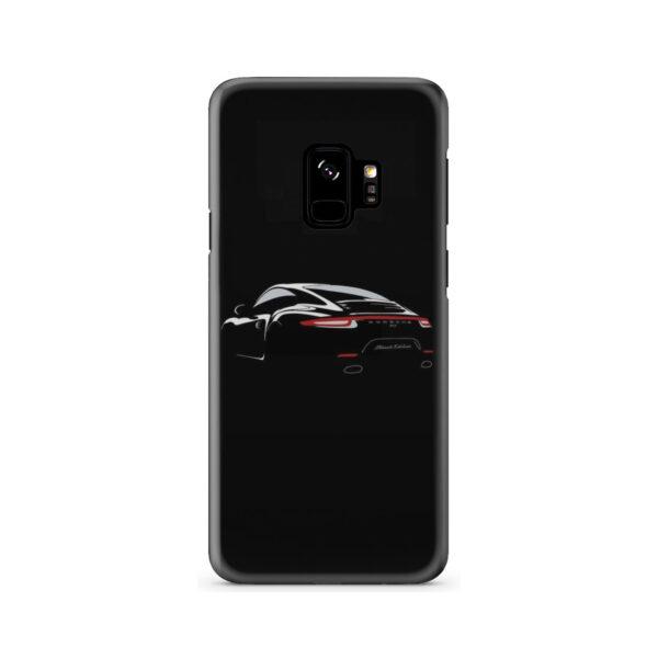 Porsche Panamera Black Edition for Cool Samsung Galaxy S9 Case