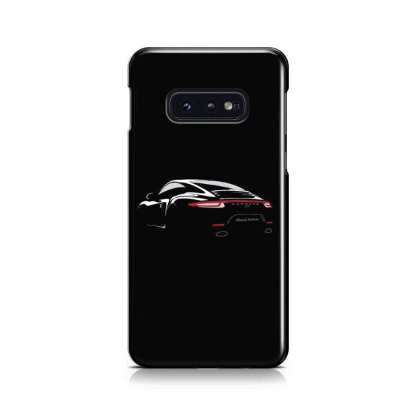 Porsche Panamera Black Edition for Customized Samsung Galaxy S10e Case Cover