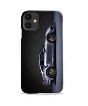 Porsche Turbo 911 Super Car for Customized iPhone 11 Case