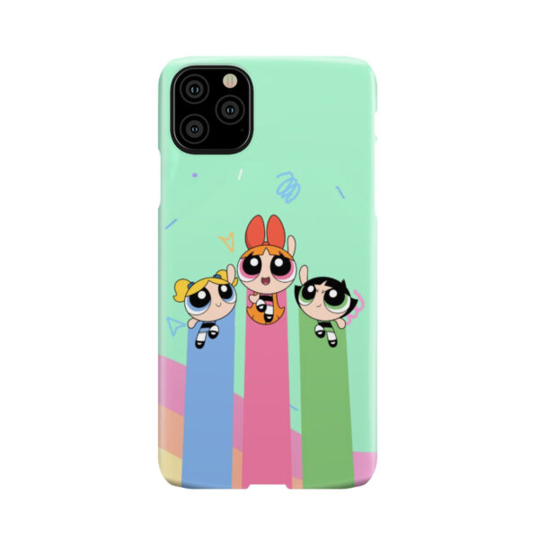 Powerpuff Girls Fly for Amazing iPhone 11 Pro Max Case Cover