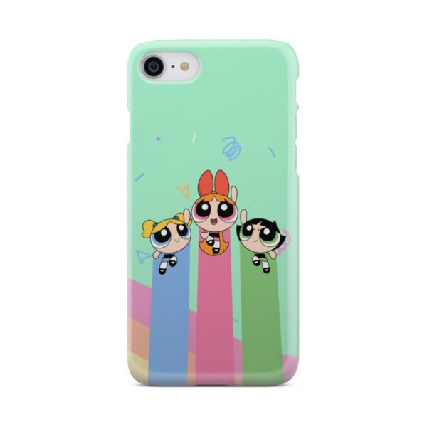 Powerpuff Girls Fly for Amazing iPhone 7 Case Cover