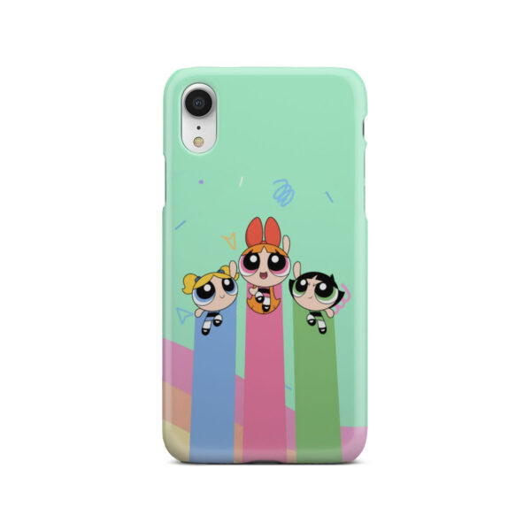 Powerpuff Girls Fly for Amazing iPhone XR Case Cover