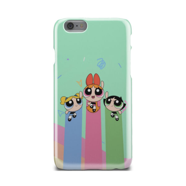 Powerpuff Girls Fly for Cool iPhone 6 Case
