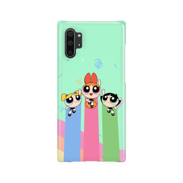 Powerpuff Girls Fly for Custom Samsung Galaxy Note 10 Plus Case