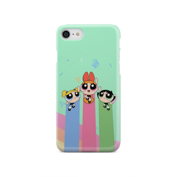 Powerpuff Girls Fly for Newest iPhone SE 2020 Case